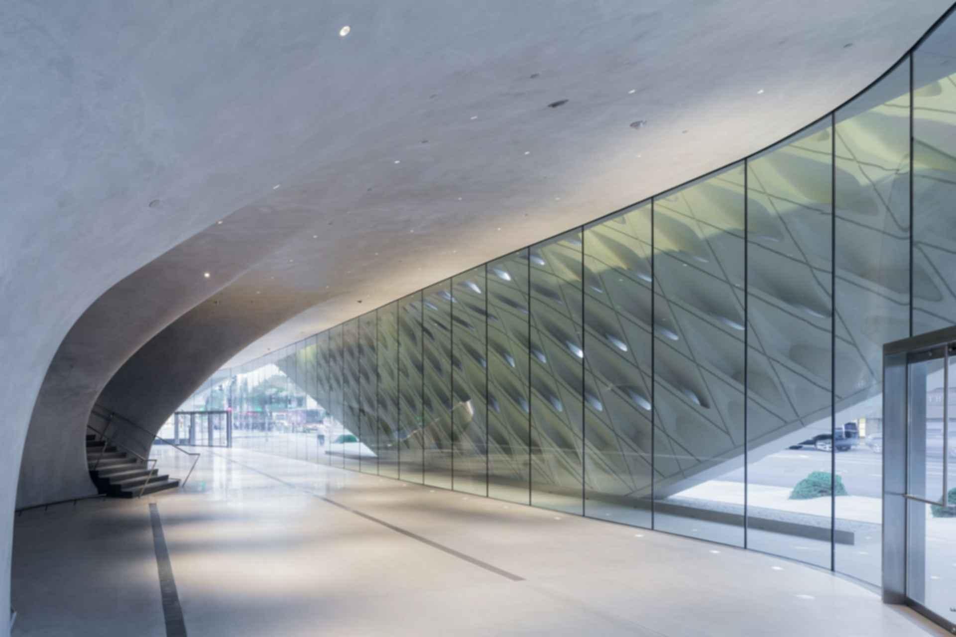The Broad Museum - Concept Design/Interior