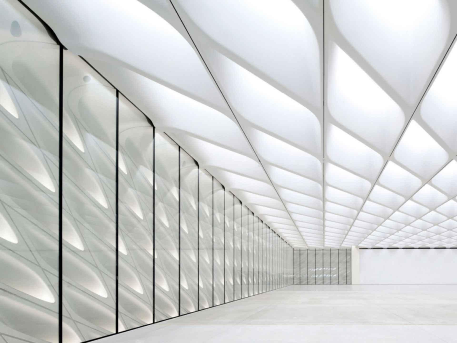 The Broad Museum - Interior/Facade