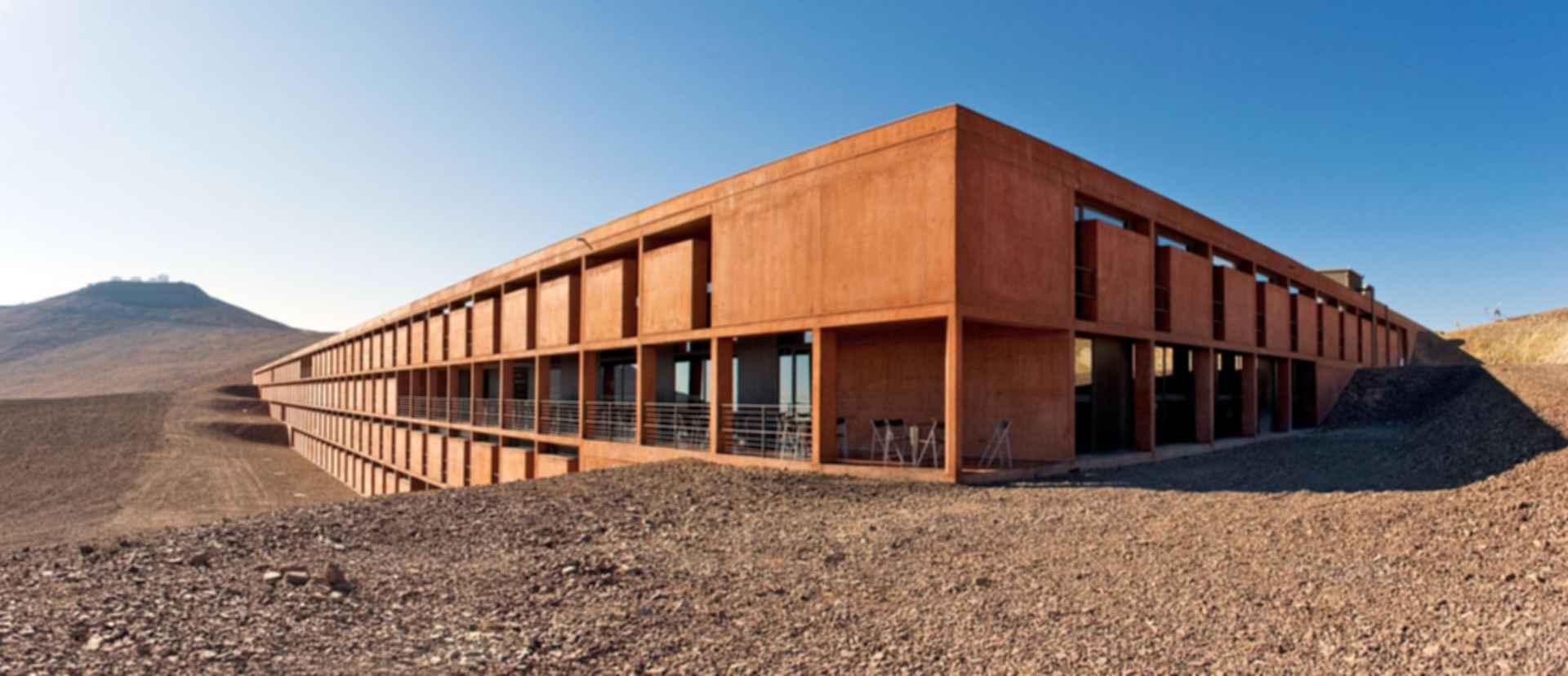 Residencia Paranal - Exterior/Landscape