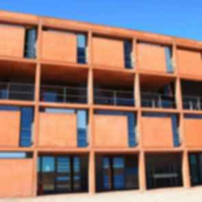 Residencia Paranal - Exterior