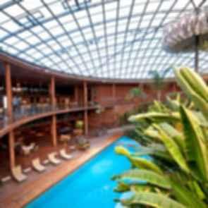 Residencia Paranal - Interior/Pool