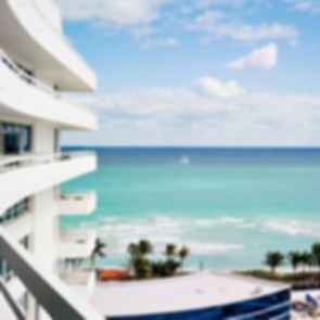 Fontainebleau Hotel - Exterior/View of the Ocean