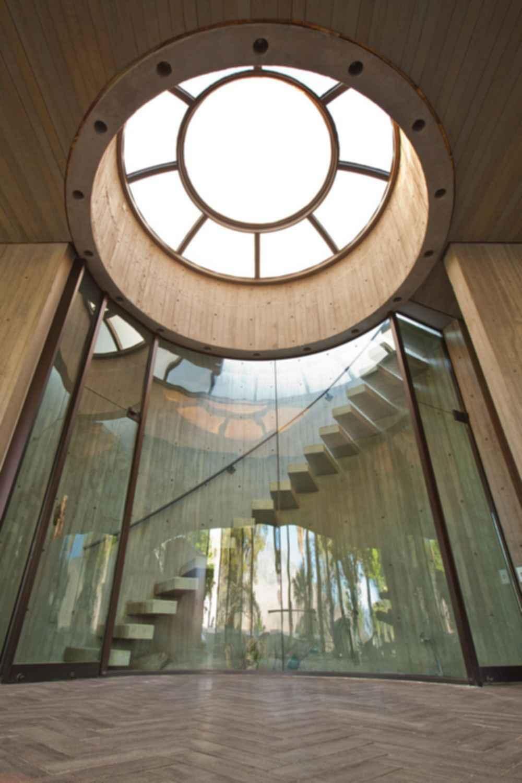 Elrod House - Interior