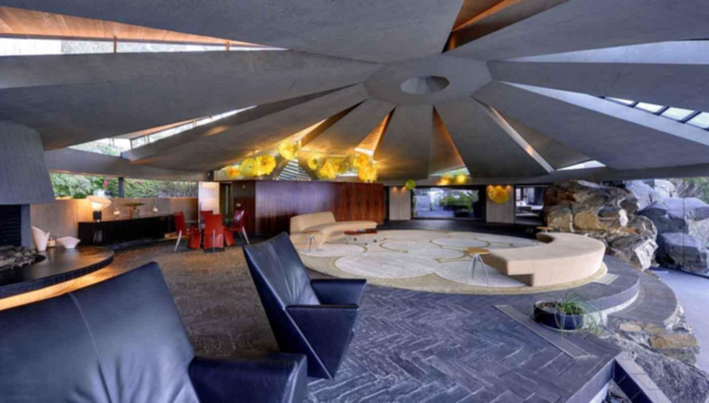Elrod House - Lounge