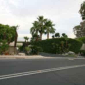 Elrod House - Driveway