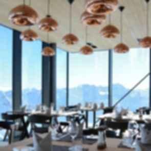 IceQ Restaurant - Dining Area
