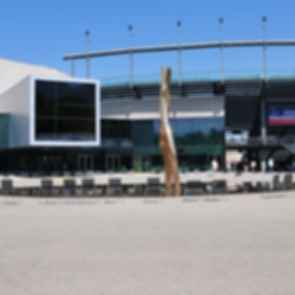 Seeb_hne at Festspielhaus Bregenz - Entrance