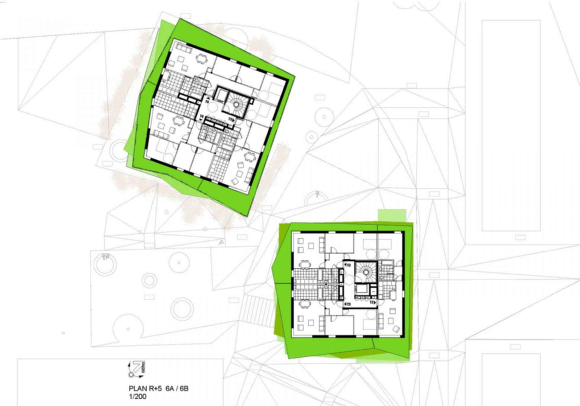 Villiot-Rapee Apartments - Floor Plan