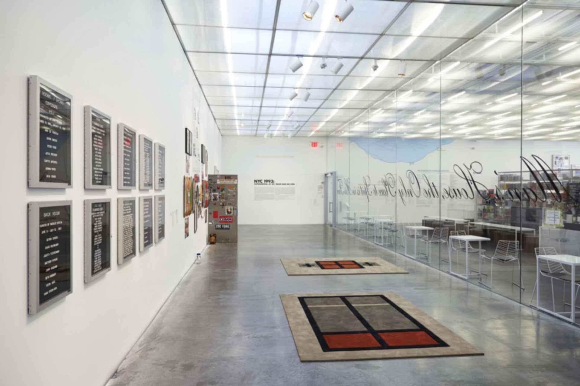 New Museum - Interior