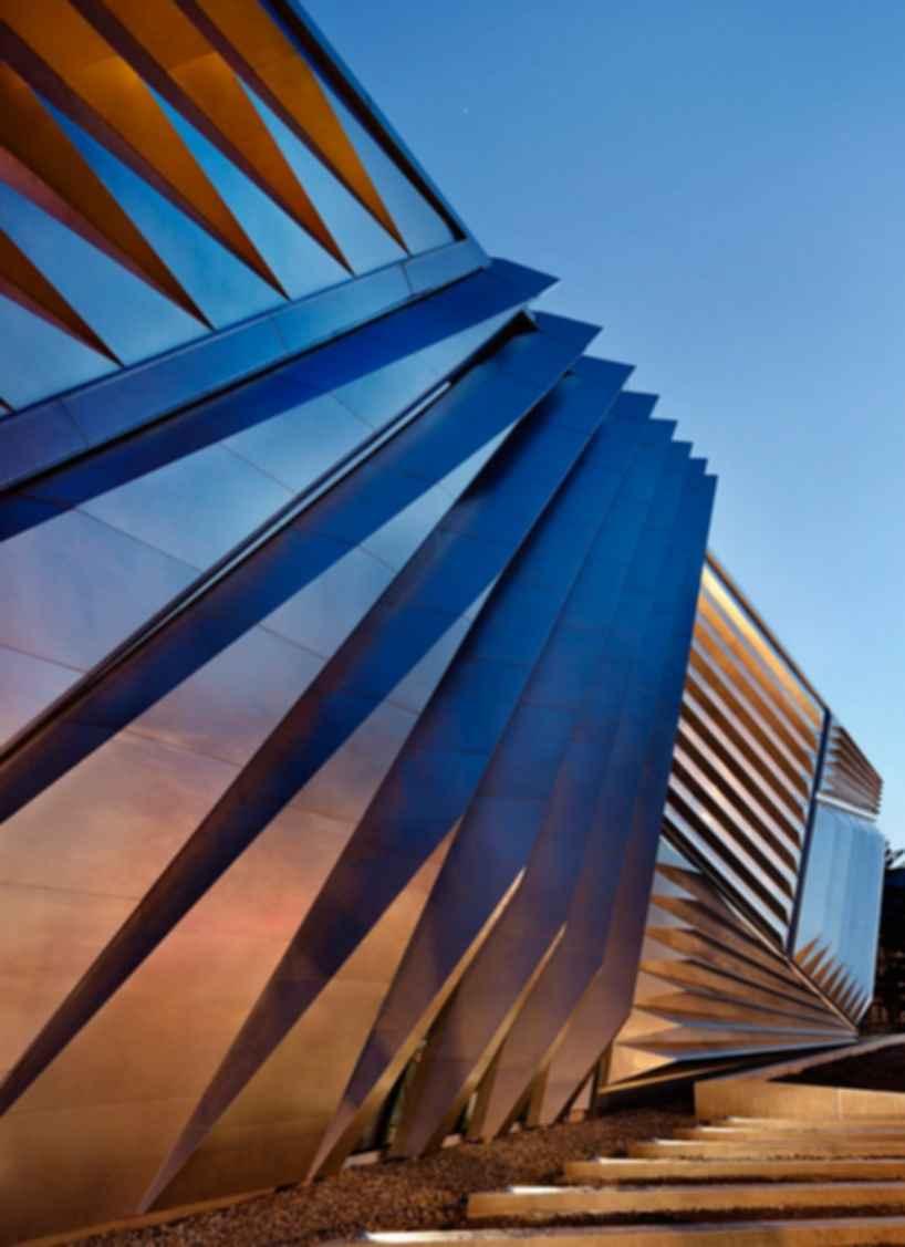 Eli & Edythe Broad Art Museum - Exterior