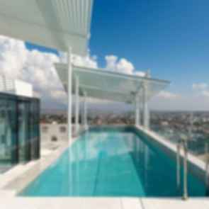 Cyprus Tower - Outdoor Area/Pool/View to the City