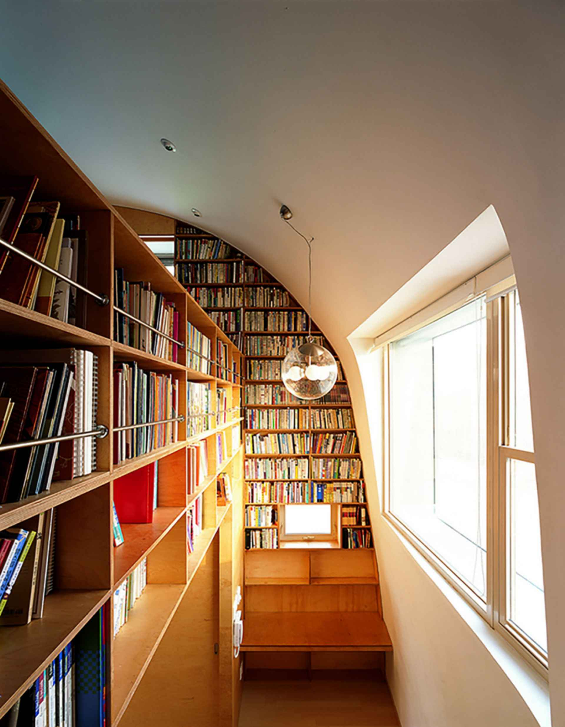 Pixel House - Interior