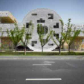 The Korean Pavilion at Shanghai World Expo 2010 - Concept Design/Exterior