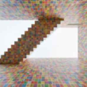 The Korean Pavilion at Shanghai World Expo 2010 - Tiled Room
