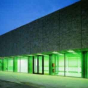 Sports Hall Bale - Entrance