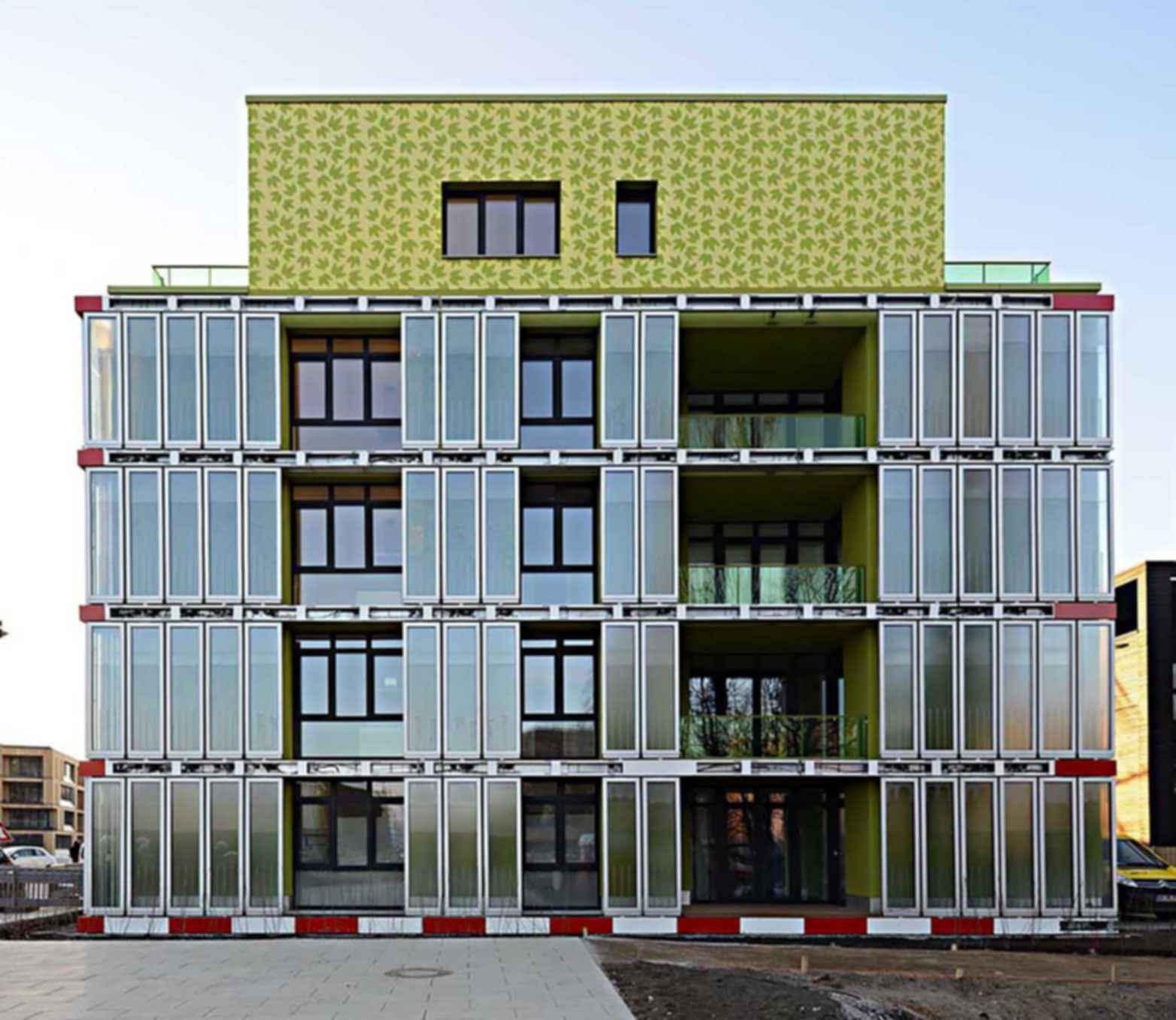 BIQ Building - Exterior