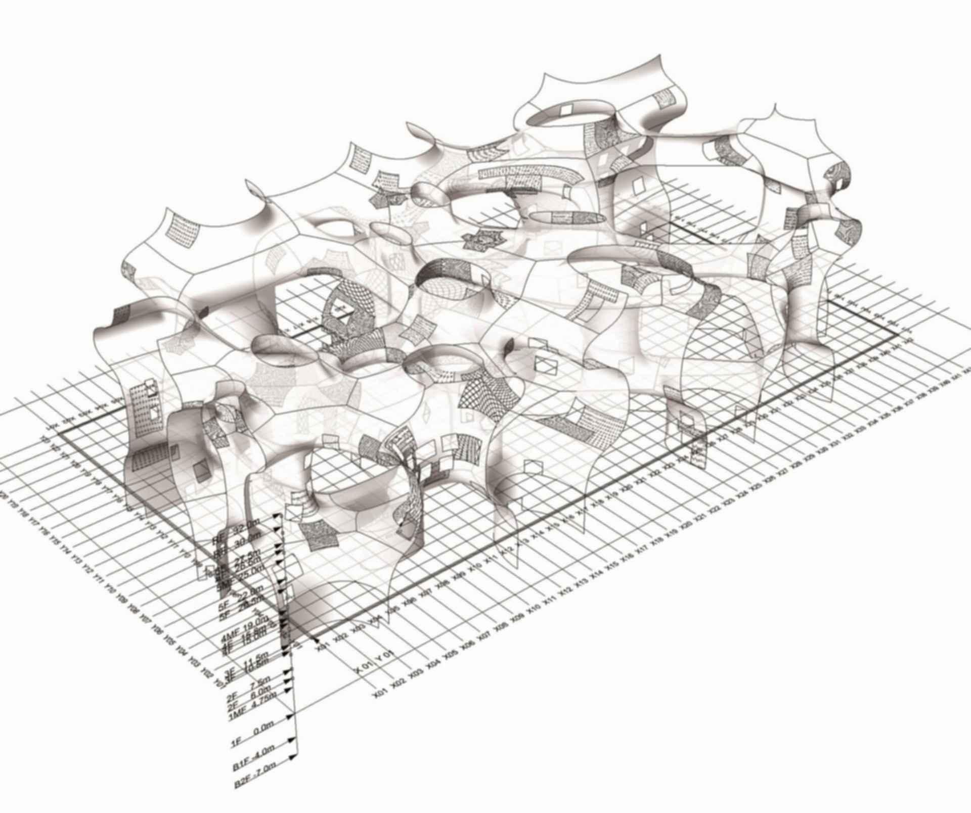Taichung Metropolitan Opera House - Concept Design