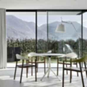 The Mirror House - Interior