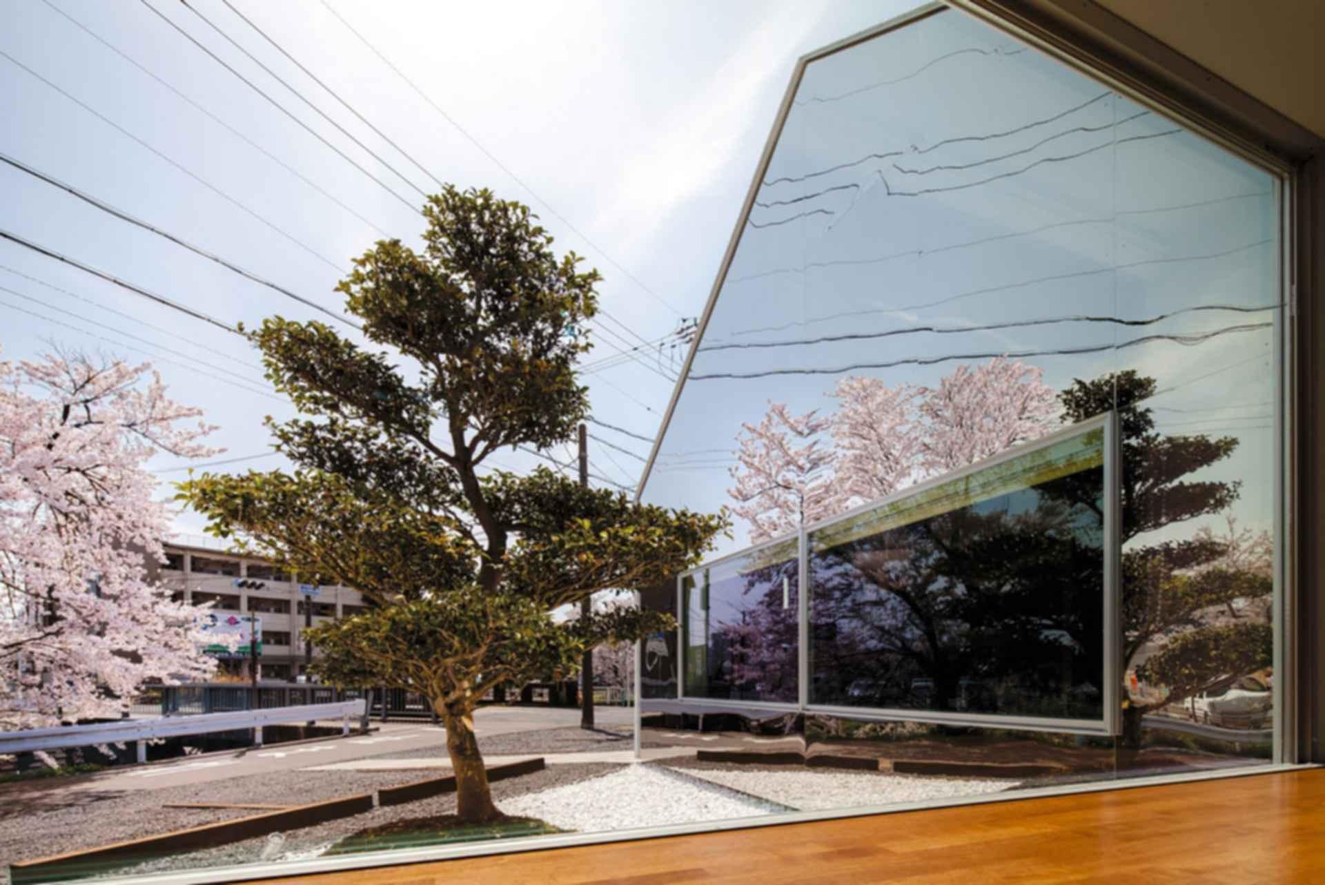 Mirror Cafe - Exterior