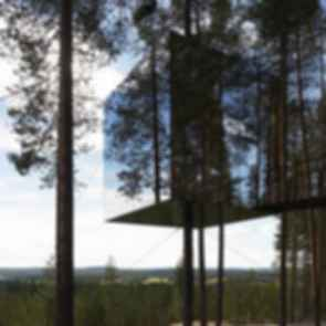Mirrorcube - Exterior/Landscape