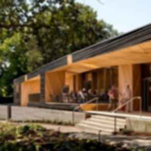 Tasting Room at Sokol Blosser Winery - Exterior