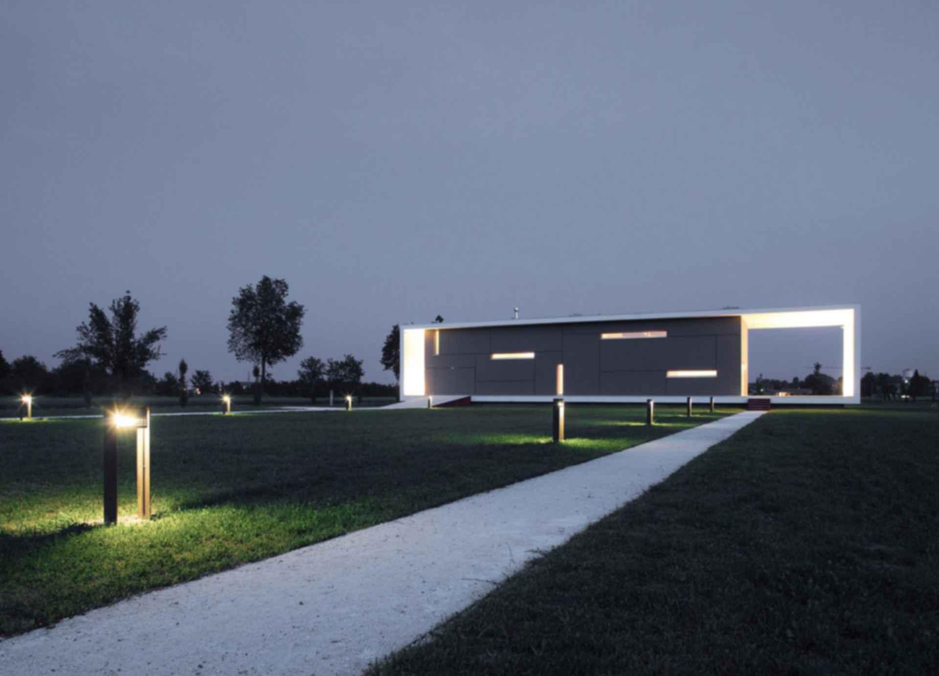 House on the Stream Morella - Exterior