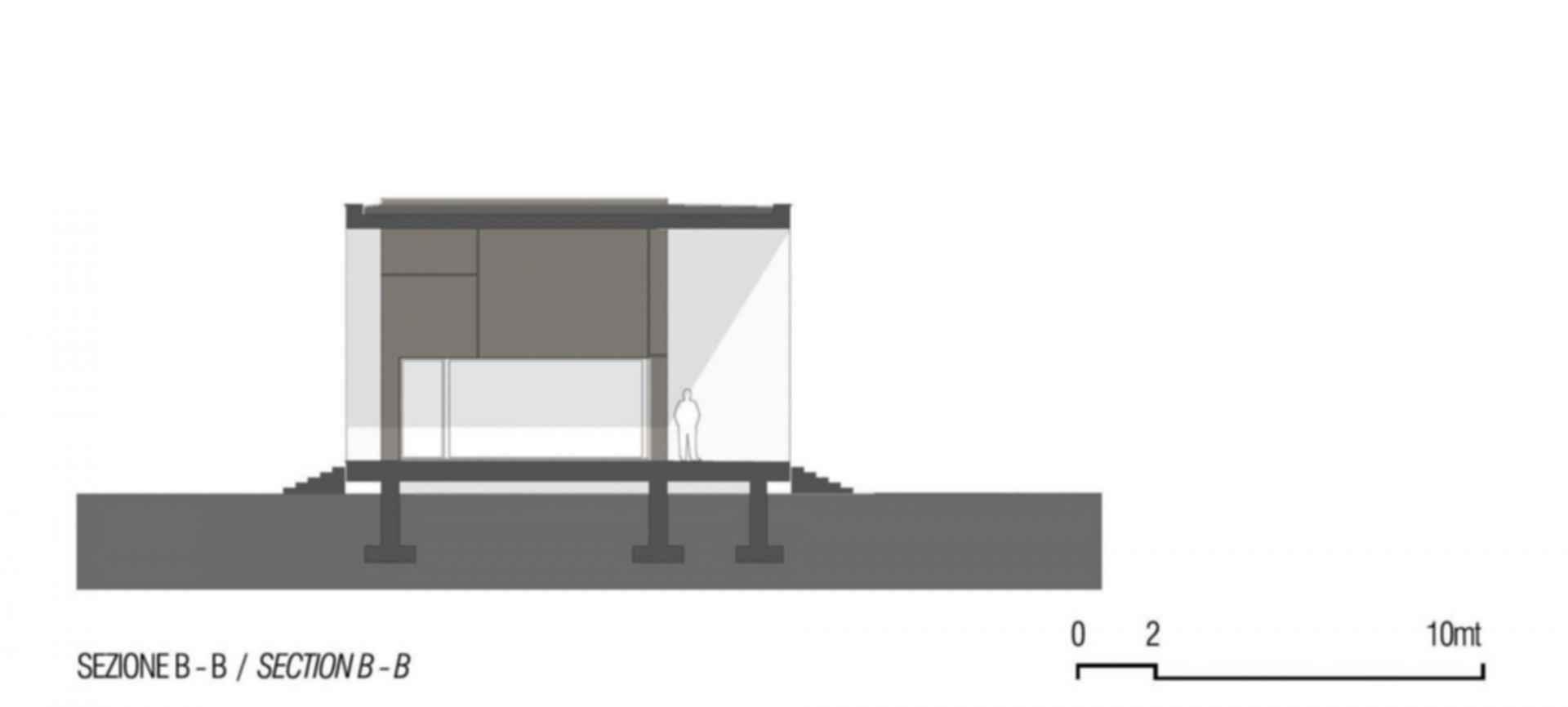 House on the Stream Morella - Concept Design