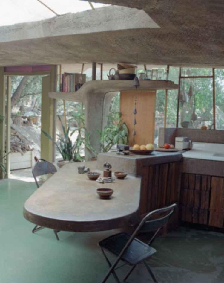 Cosanti House - Interior/Kitchen