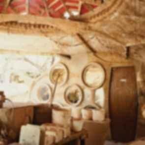 Cosanti House - Interior