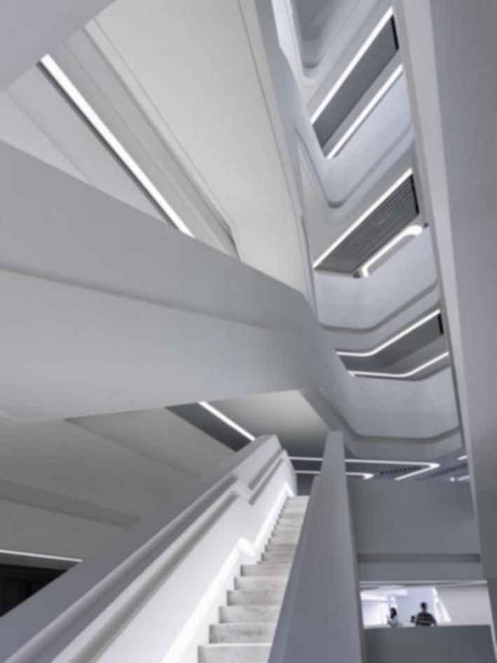 Jockey Club Innovation Tower (JCIT) - Interior
