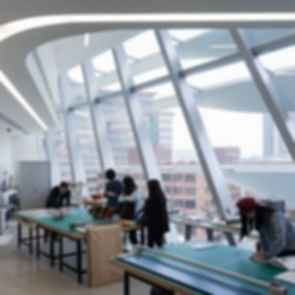 Jockey Club Innovation Tower (JCIT) - Interior/Workshop