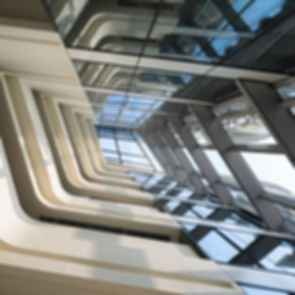 Jockey Club Innovation Tower (JCIT) - Interior/Windows