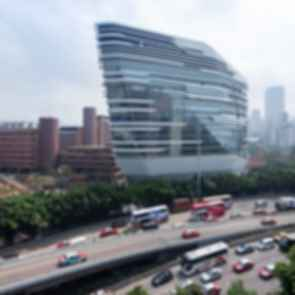 Jockey Club Innovation Tower (JCIT) - Exterior/Landscape