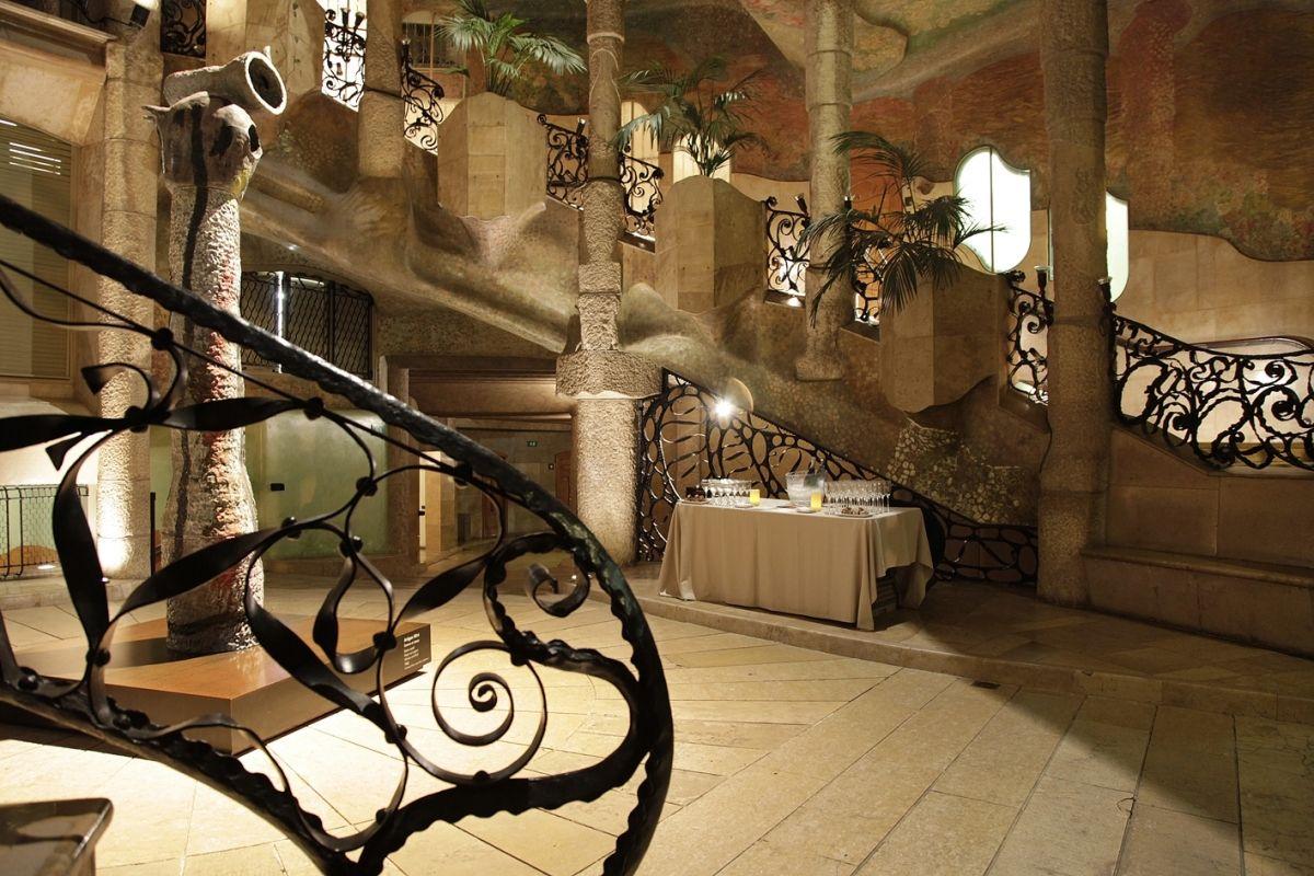 La Pedrera ( Casa Mila ) - Interior - modlar.com