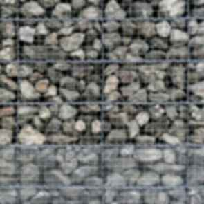 Dominus Winery - Exterior, Close up of Rock Wall