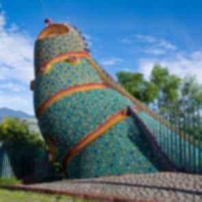 Nido de Quetzalcoatl - Exterior/Landscape
