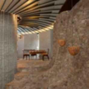 Doolittle House - Interior
