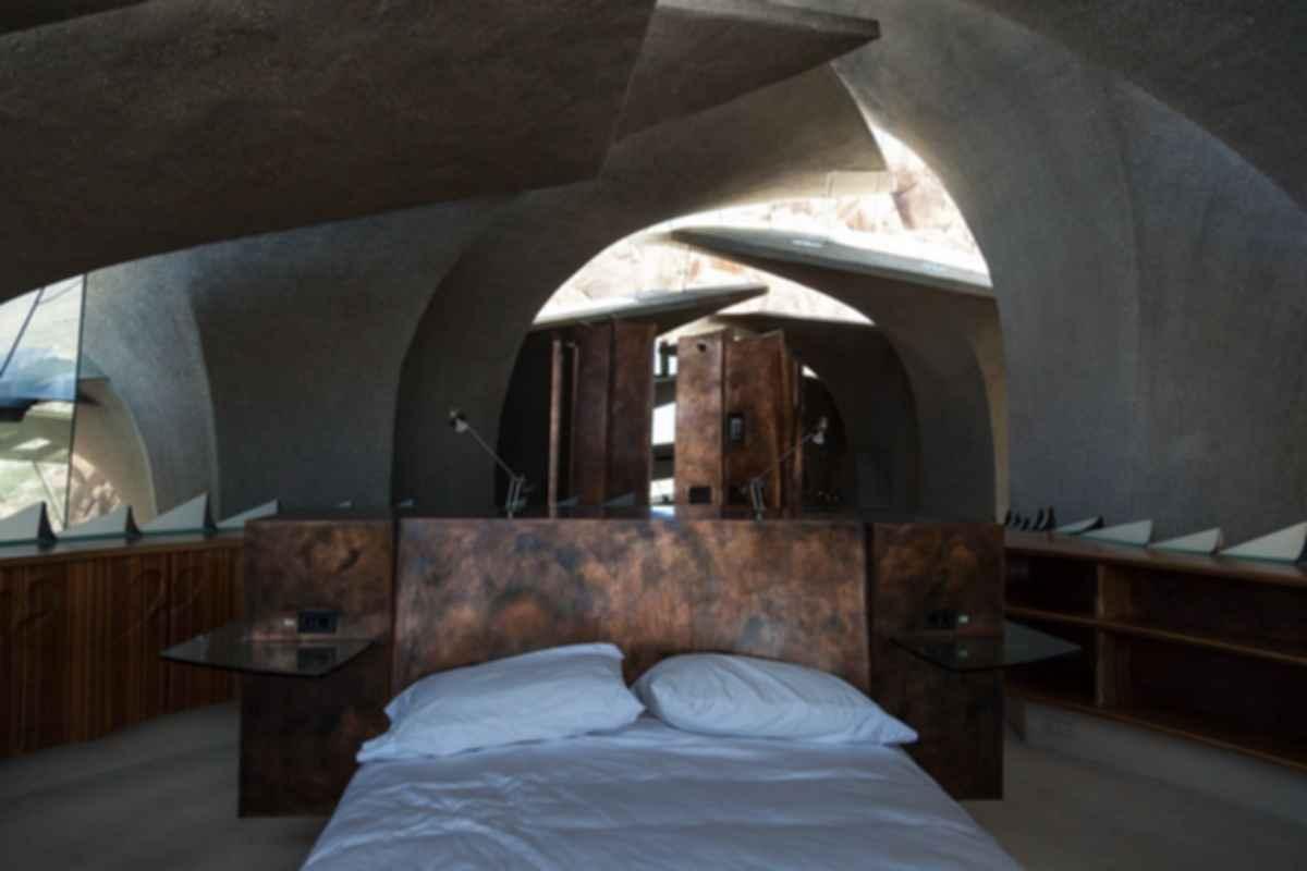 Doolittle House - Interior/Bedroom