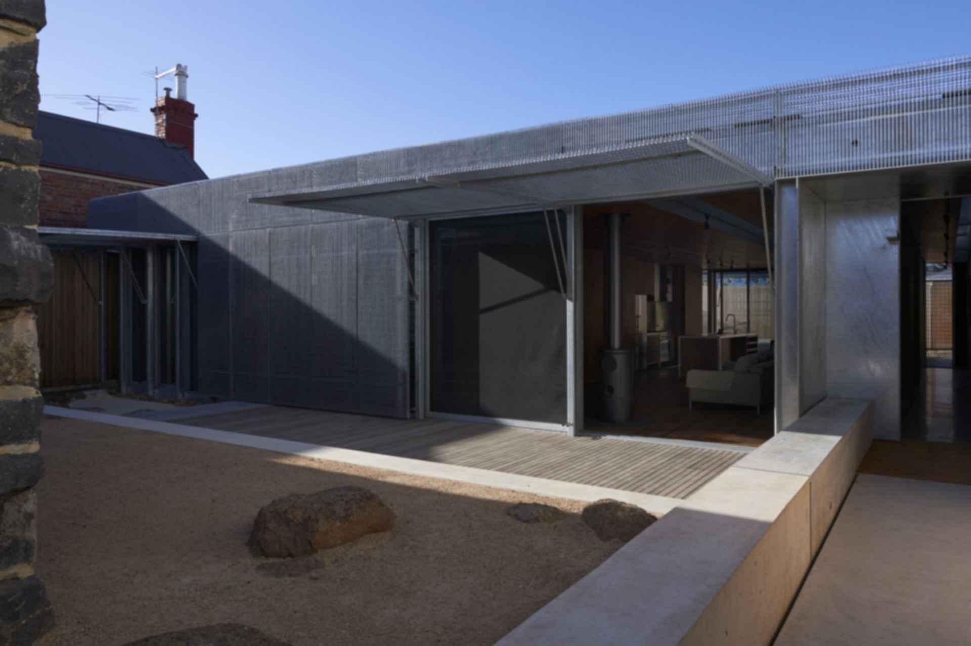 The Edward Street House - Exterior/Outdoor Area