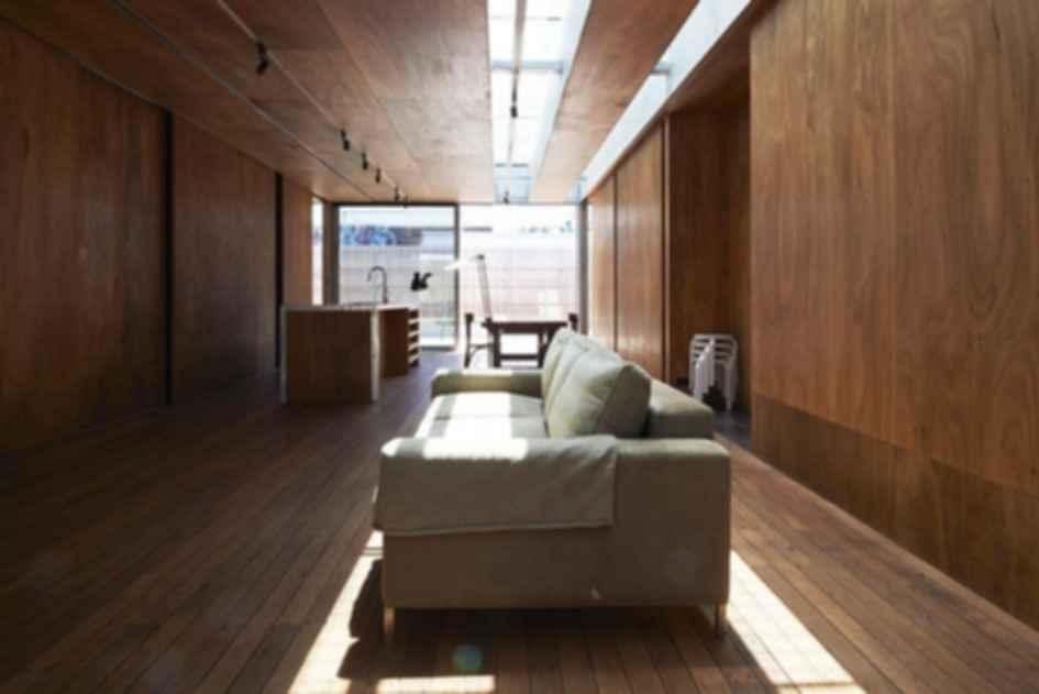 The Edward Street House - Interior