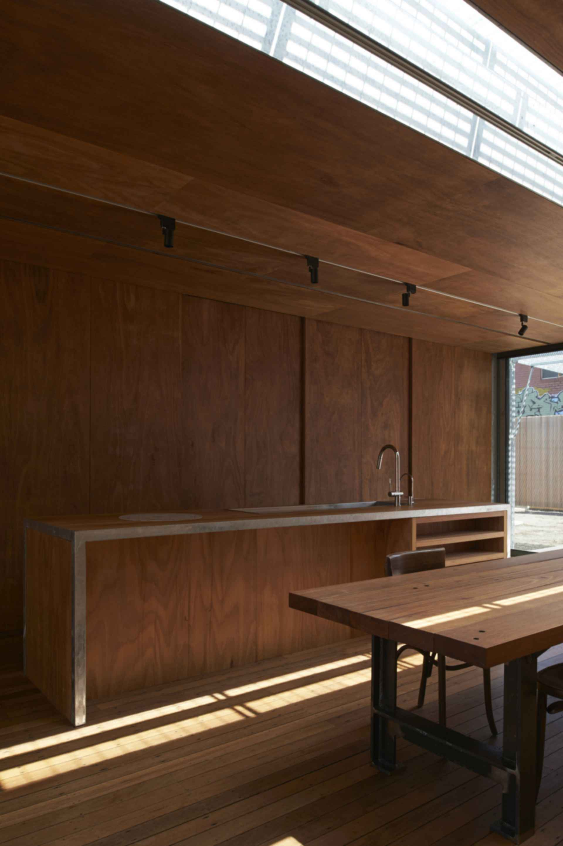 The Edward Street House - Interior/Kitchen