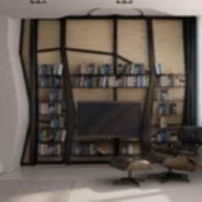 Hidden Room - Bookcase