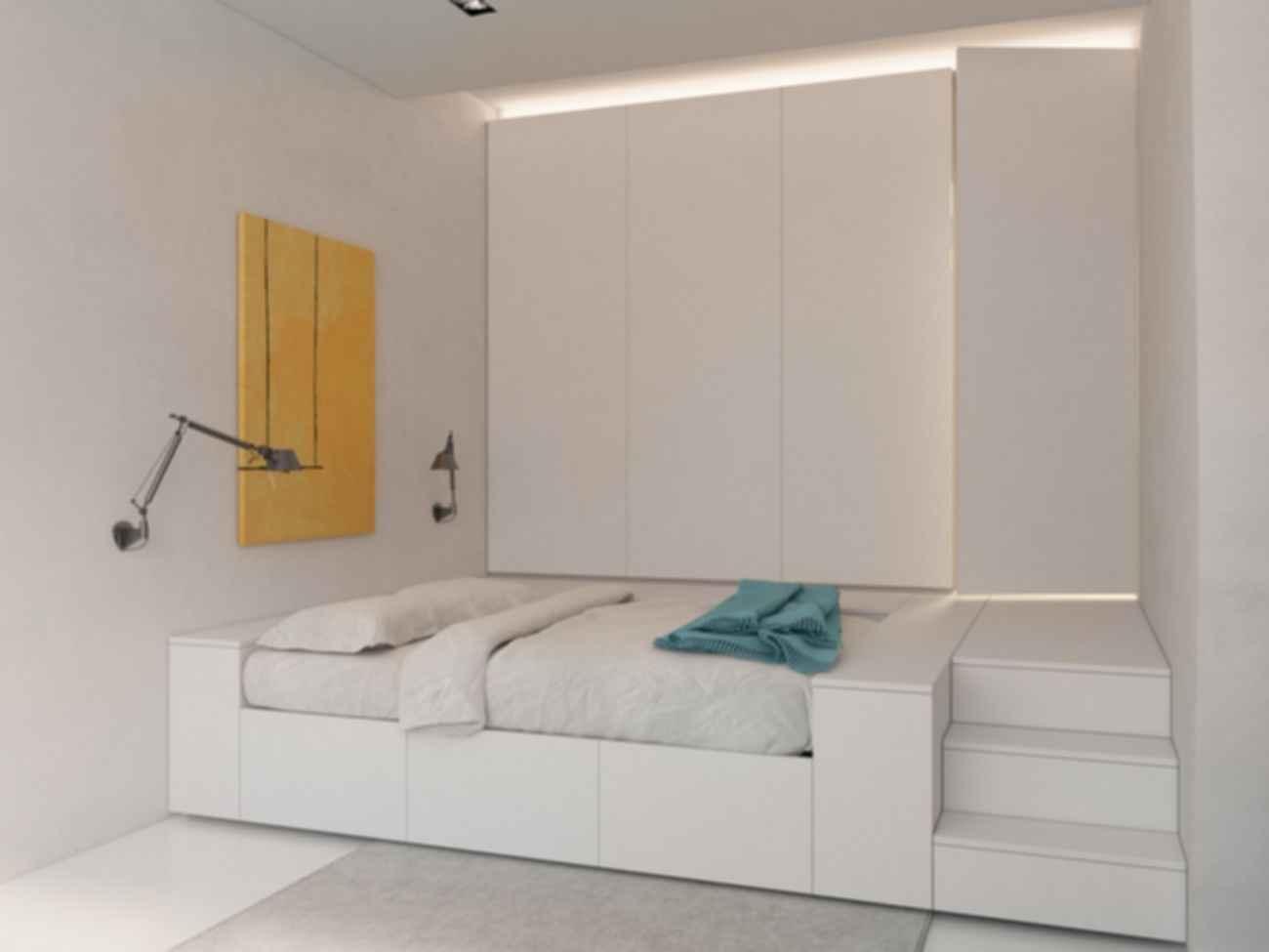 Hidden Room - Bedroom