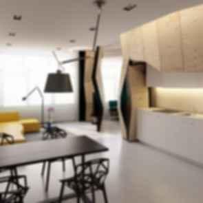 Hidden Room - Kitchen