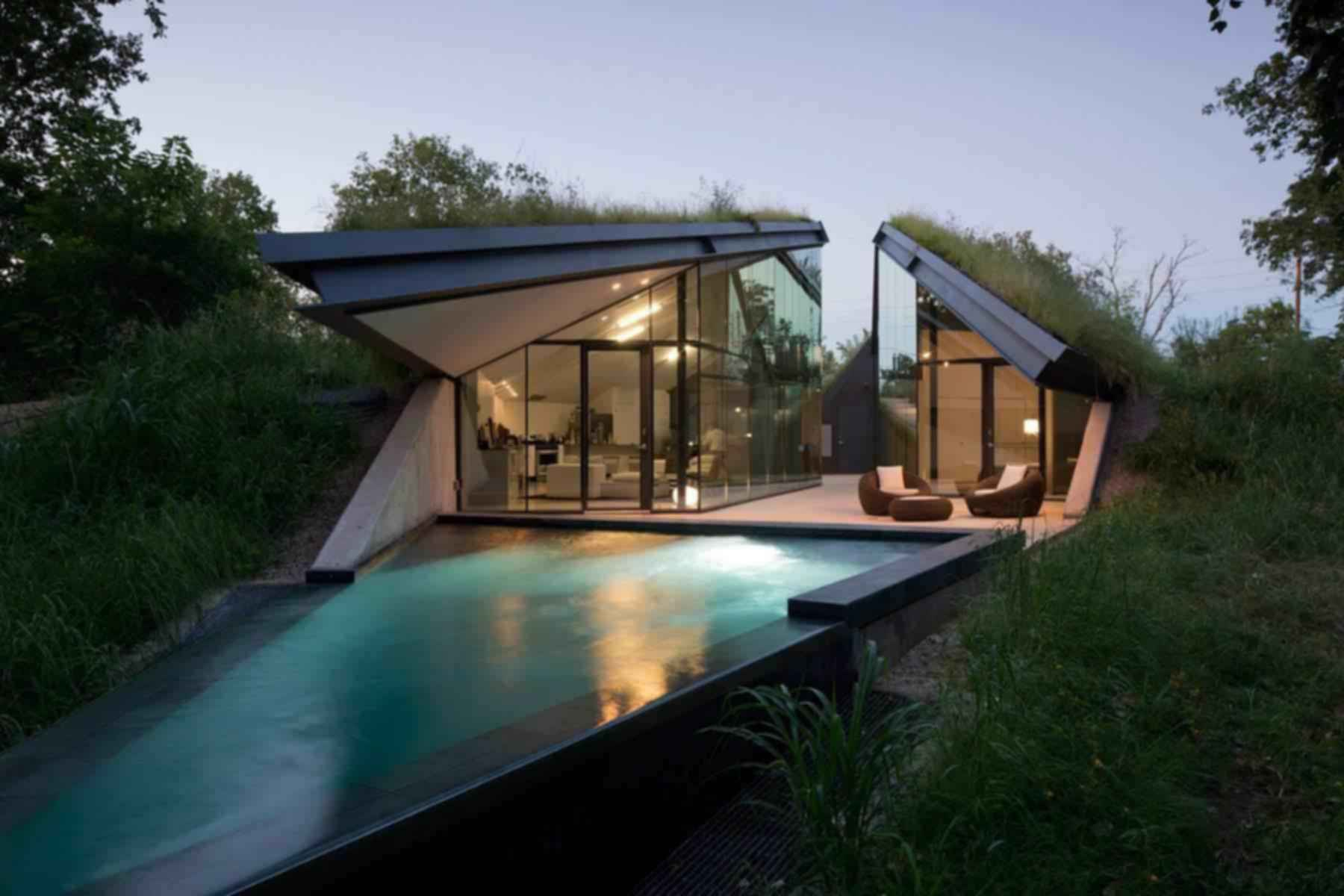 Edgeland House - Exterior/Pool