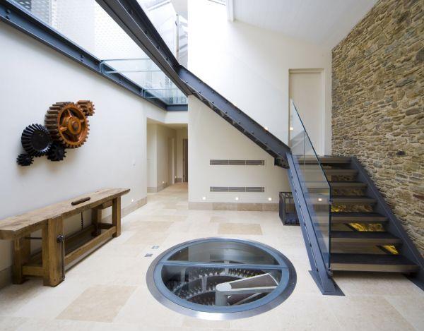 Secret Wine Cellars Floor Cellar