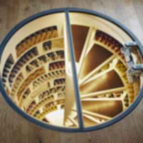 Secret Wine Cellars - Floor Cellar