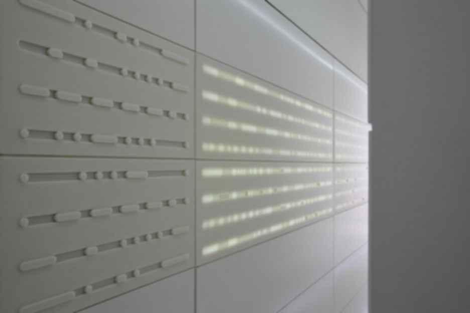 A Serbian Clinic - Wall Lights