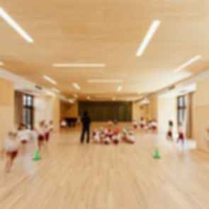 OA Kindergarten - Interior/Open Space