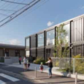 OA Kindergarten - Exterior/Street View